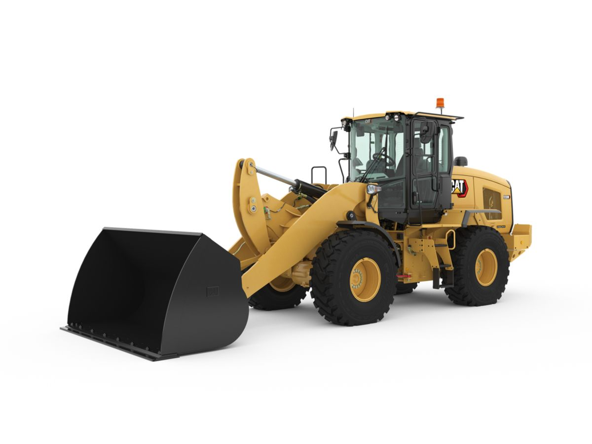930M Ag Handler Small Wheel Loader