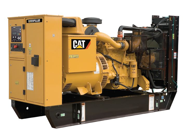 New Cat 174 C9 Generator Set 18331028 In Uae Kuwait Qatar