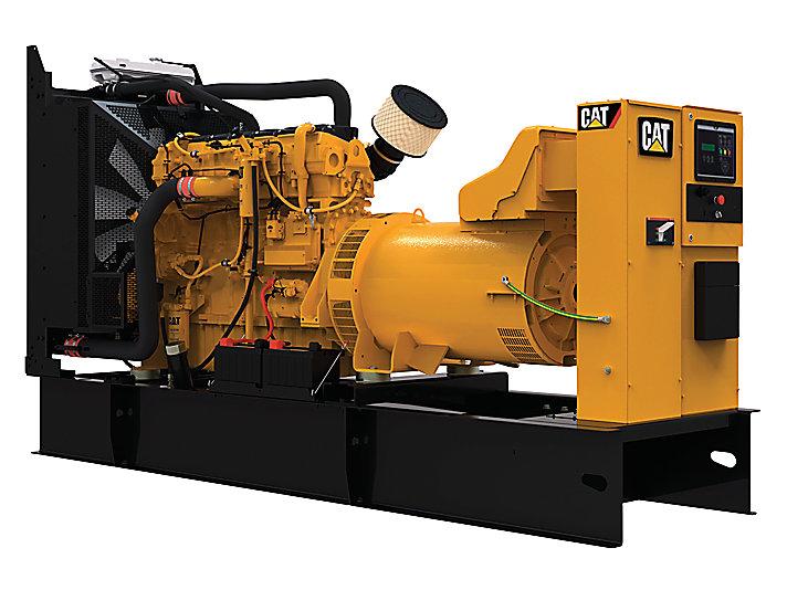 cat c13 generator set 350kw 400kw generator caterpillar. Black Bedroom Furniture Sets. Home Design Ideas
