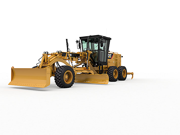 Cat | 140K Motor Grader | Caterpillar