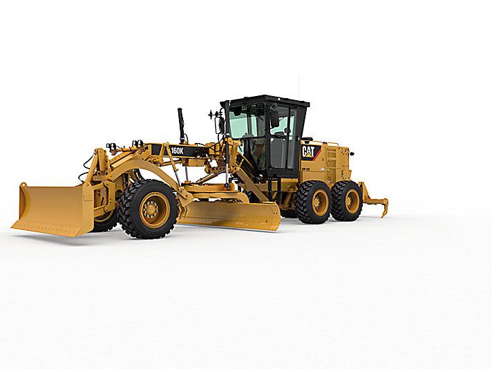 Cat   160K Motor Grader   Caterpillar