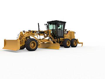 Cat | Motor Graders | Road Graders | Caterpillar