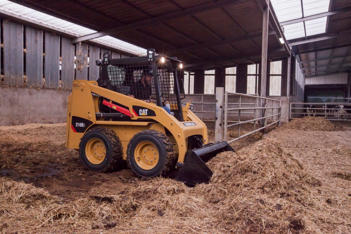 0% for 24 Months on New Cat® Compact Machines