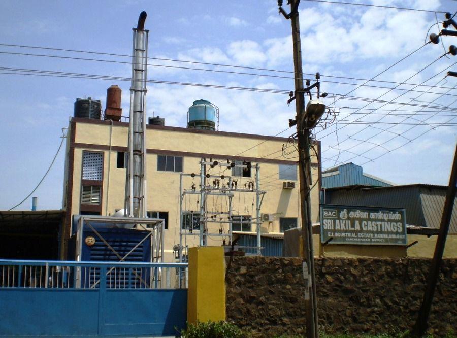 Sri Akila Castings iron foundry