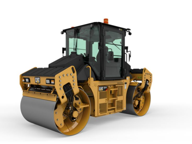 Motor Graders - CD10 Solid Drum