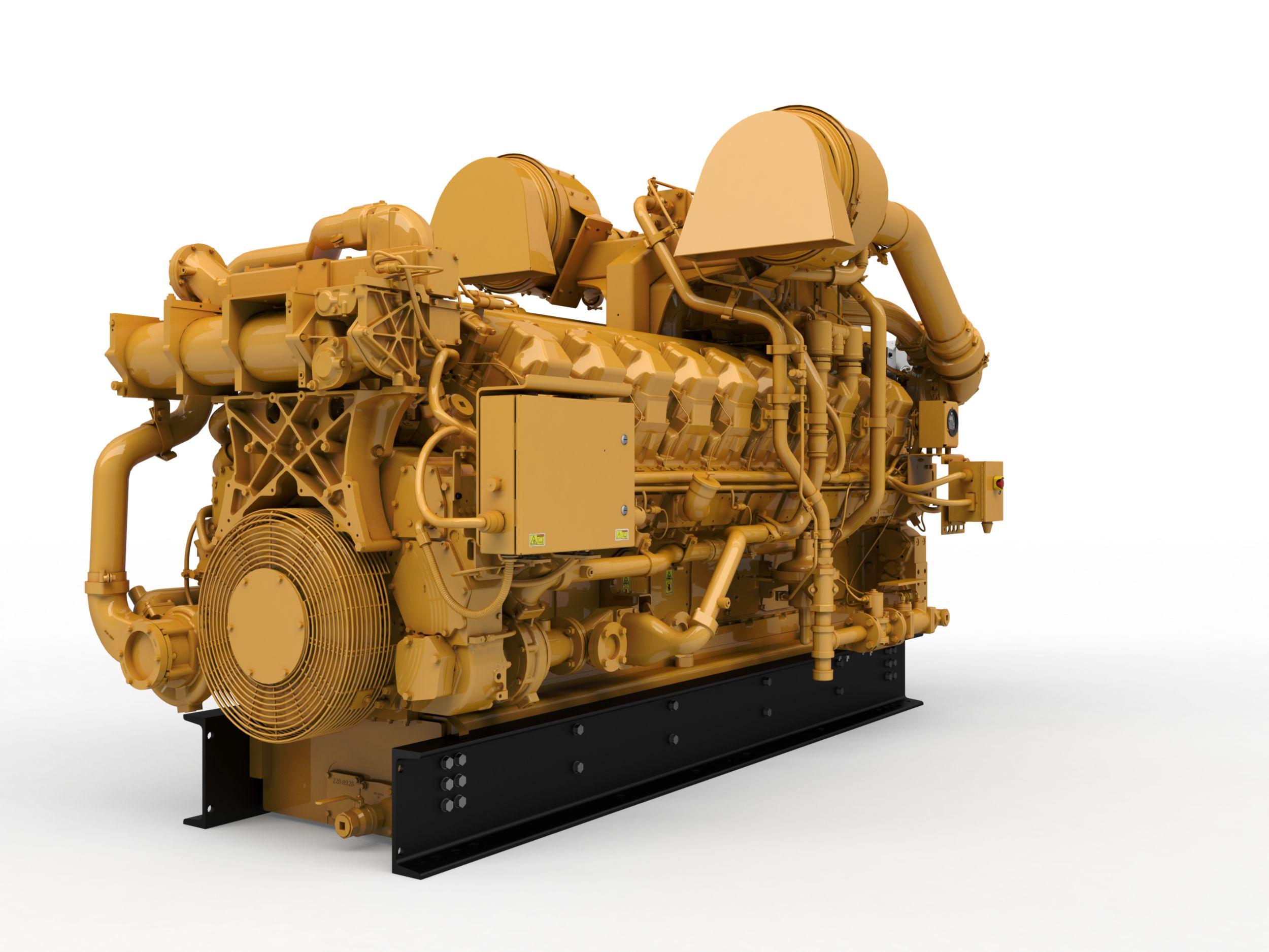 G3520B LE Gas Petroleum Engine>