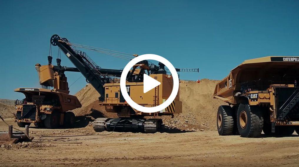 Cat | Command for Hauling | Autonomous Mining Truck