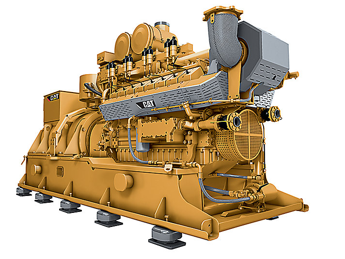 CG132-16  Gas Generator Sets
