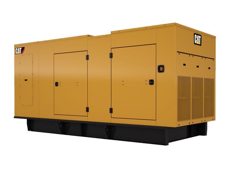 Generator Set Enclosures - C9 ACERT SA and WP Enclosure 180- 300 60 Hz US sourced