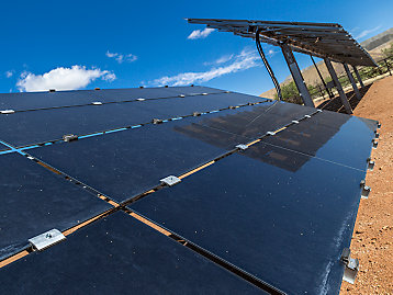 CAT photovoltaic solar modules