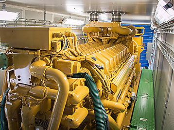 Cat Diesel Generators For Nuclear Power Plants Caterpillar