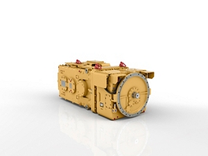 CST45 V Gearbox