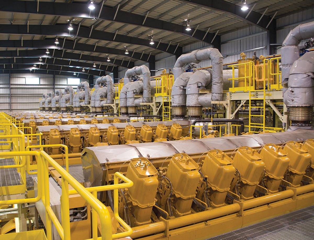 Cat Flexible Power And Diversified Strategy Nets Profits