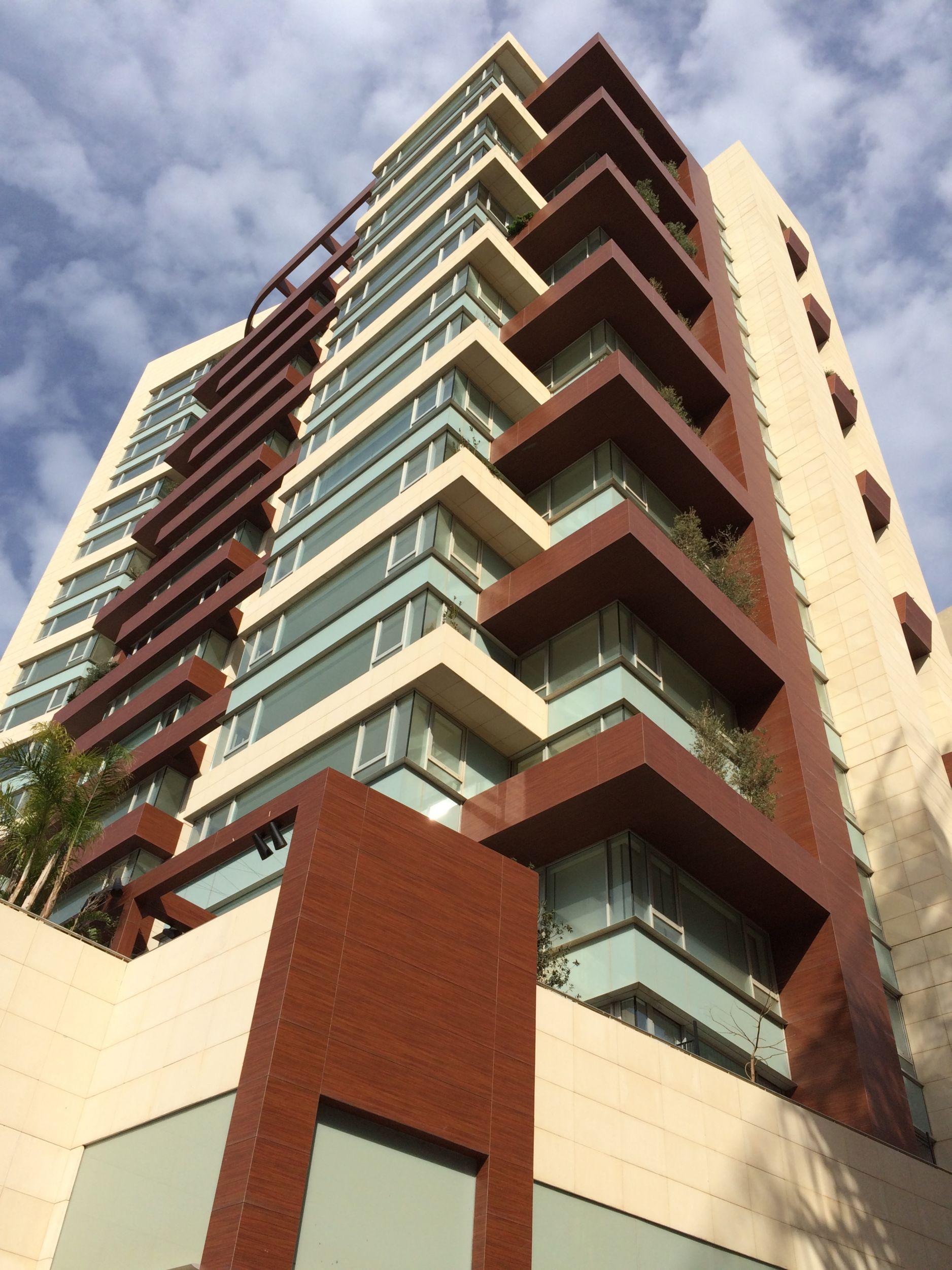Verdun Heights Residential Development, Beirut