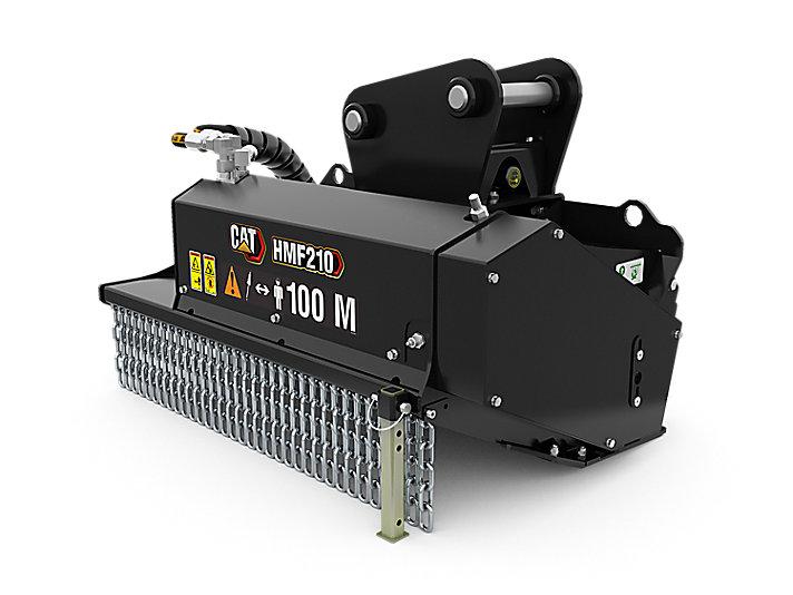 HMF210 Flail Mower | Caterpillar - Cat