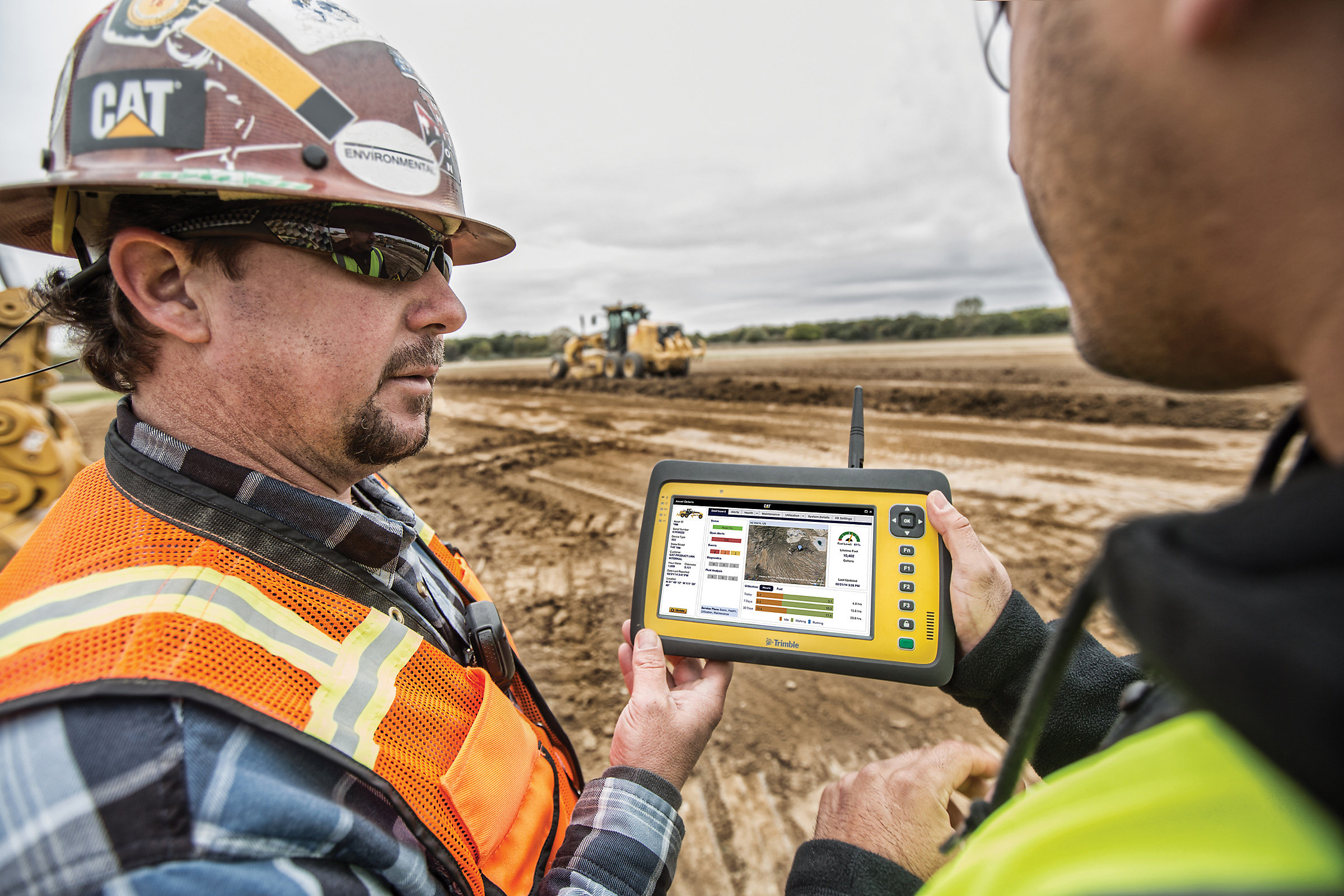 Cat | Caterpillar Introduces New Product Link™ Capabilities for