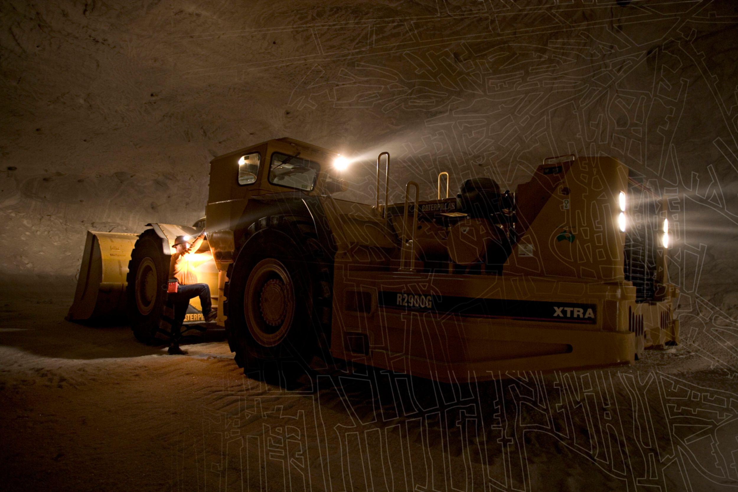 Cat Underground Mining Caterpillar