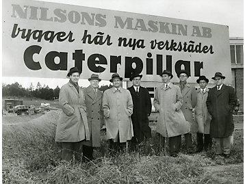 Caterpillar Dealer Sweden