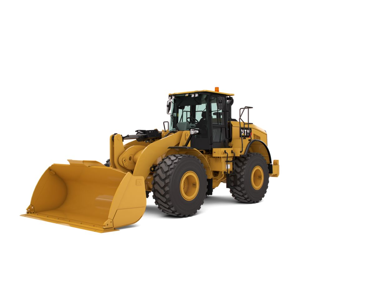 950 GC Wheel Loaders