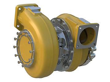 G3500B Turbocharger
