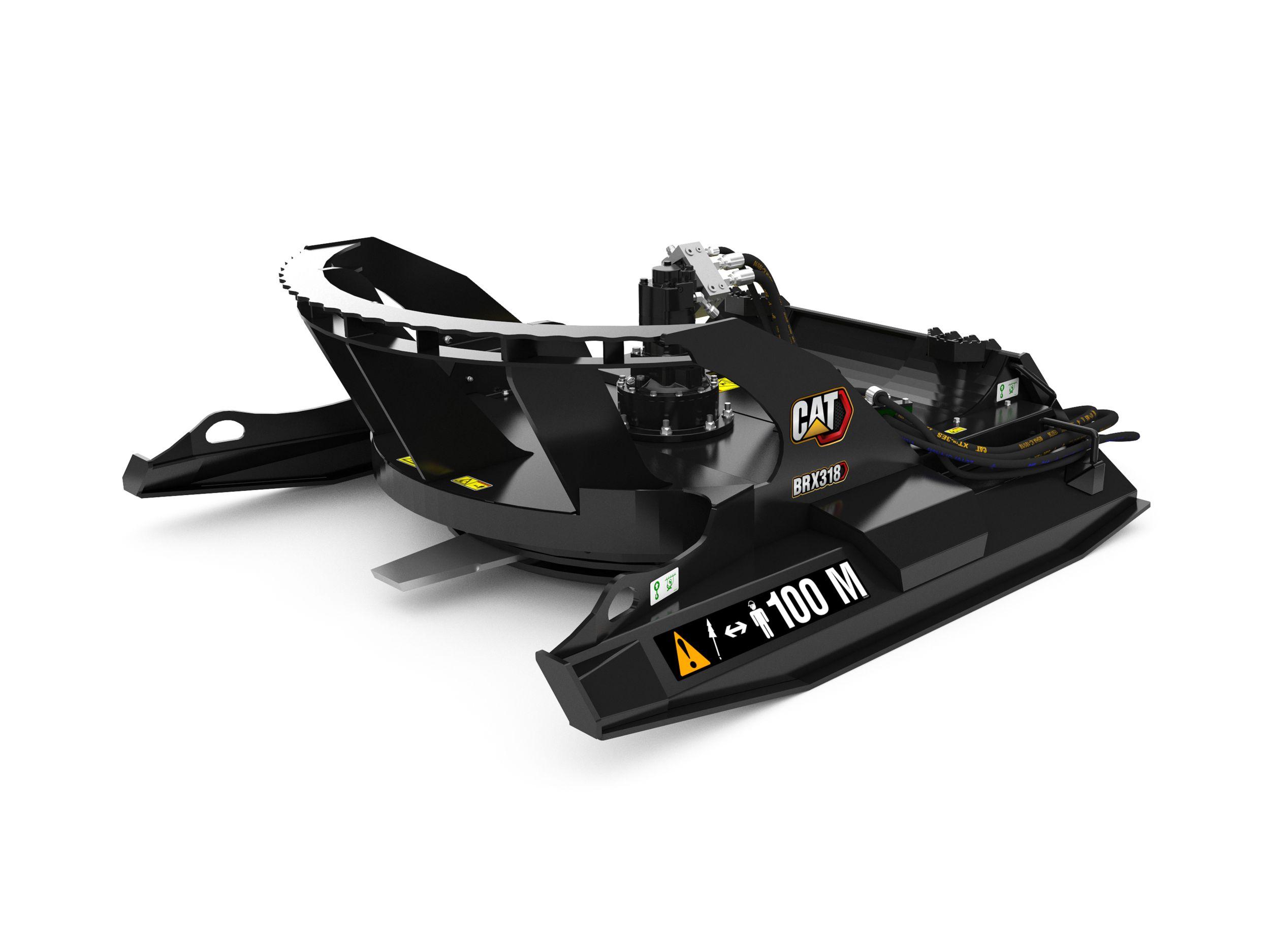 BRX318 Industrial Brushcutter