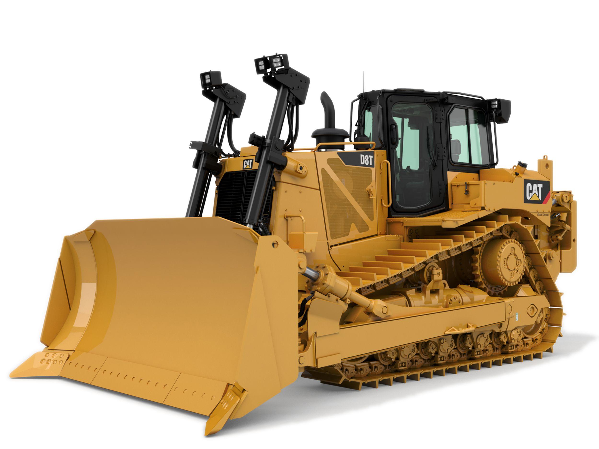 Tractor Topador D8T