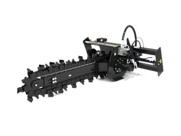 T15B Hydraulic Side Shift - Trenchers