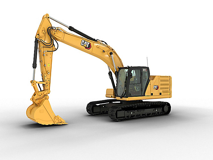 323 Hydraulic Excavator | Caterpillar - Cat