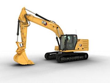 Foto del Excavadora Hidráulica 323