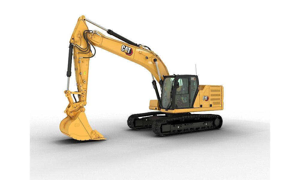 323 Hydraulic Excavator Nmc The Cat Rental Store