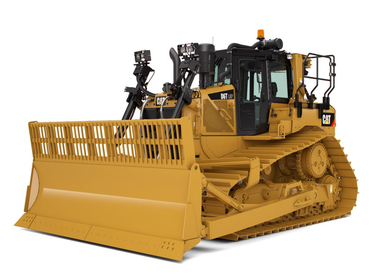 New D6T WH Waste Handling Dozer Dozers For Sale | Carter