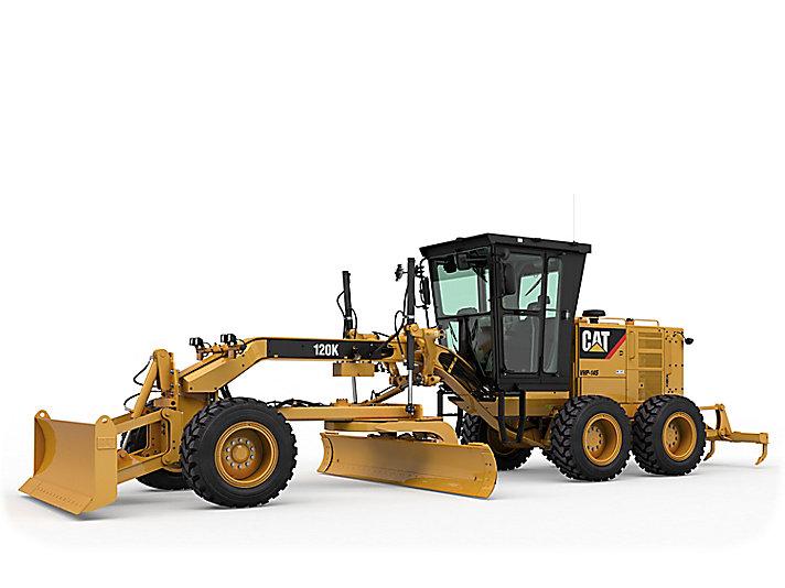 Cat | K Series Motor Graders | Caterpillar