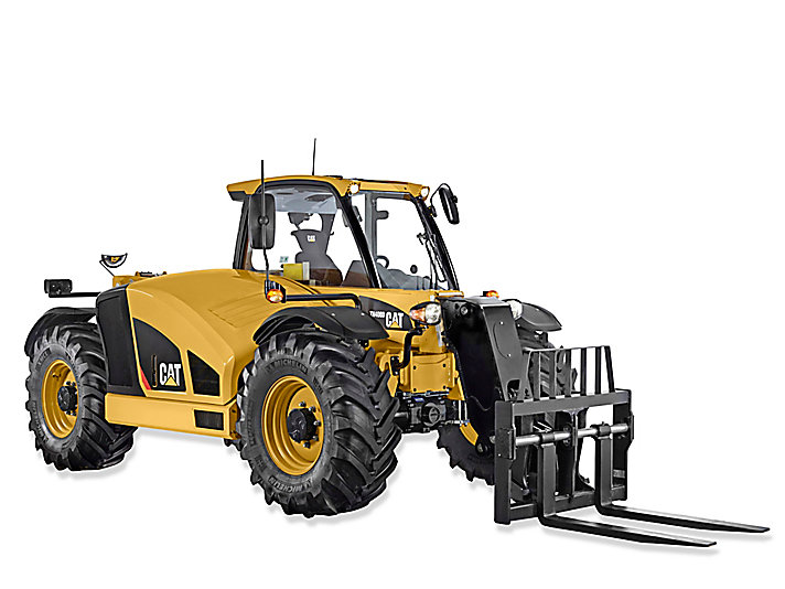 Cat | Telehandlers / Telescopic Handlers | Caterpillar