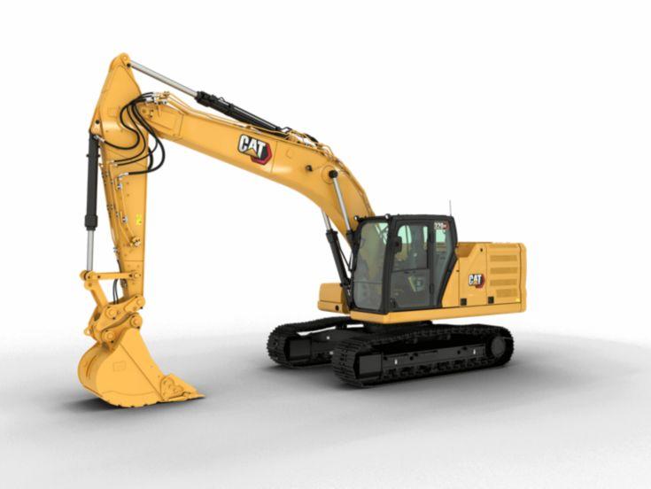 Excavators - 320 GC