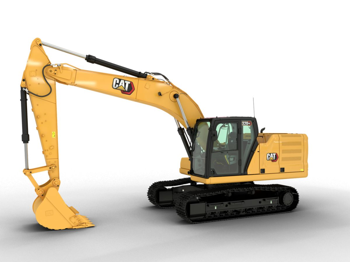 product-320 GC Hydraulic Excavator