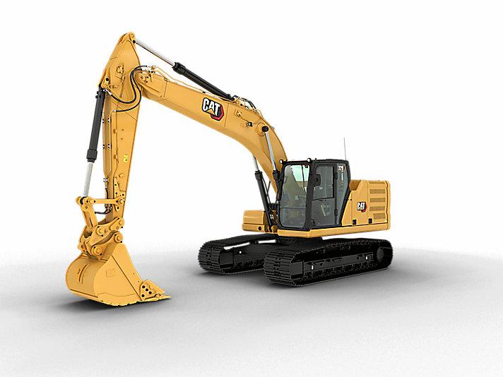 Cat | 320 Hydraulic Excavator | Caterpillar