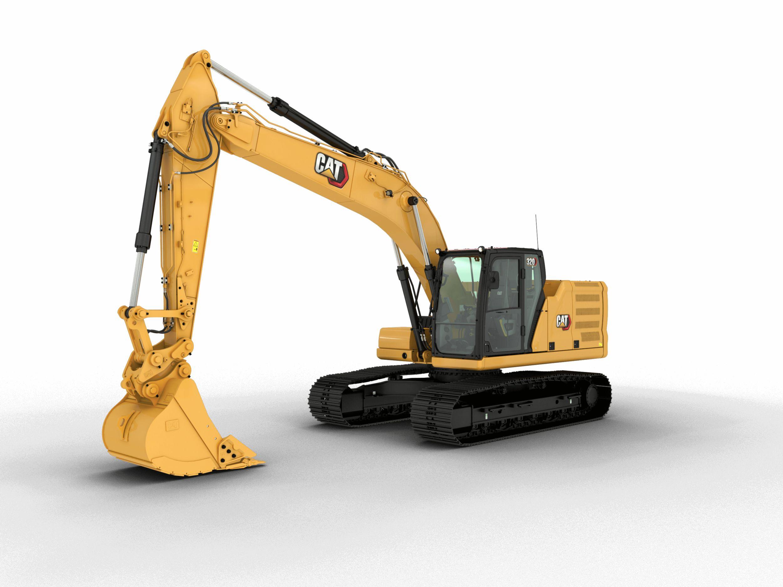 Cat Medium Excavator 320