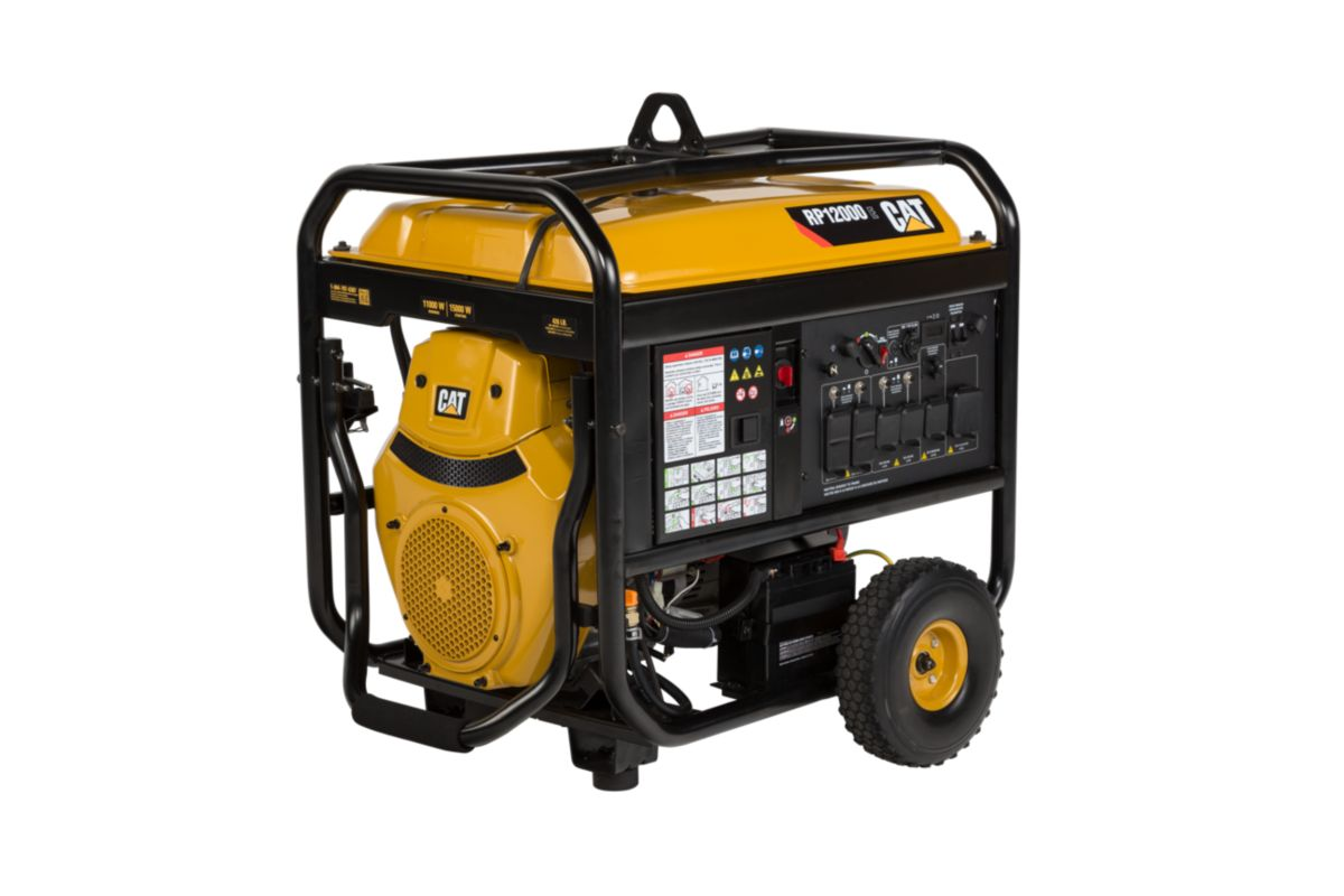 Cat | Introducing the 12000E Portable Generator | Caterpillar