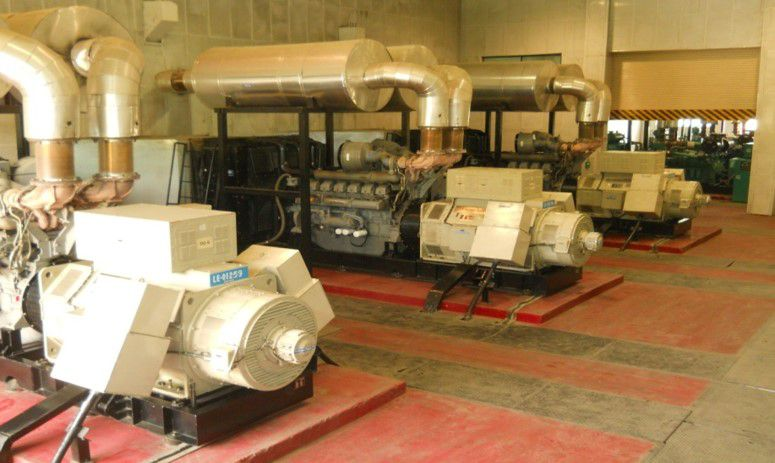 Perkins 4012-46TAG2A installation