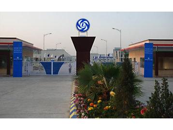 Ashok Leyland Ltd manufacturing plant, Pantnagar, Uttarakhand, India