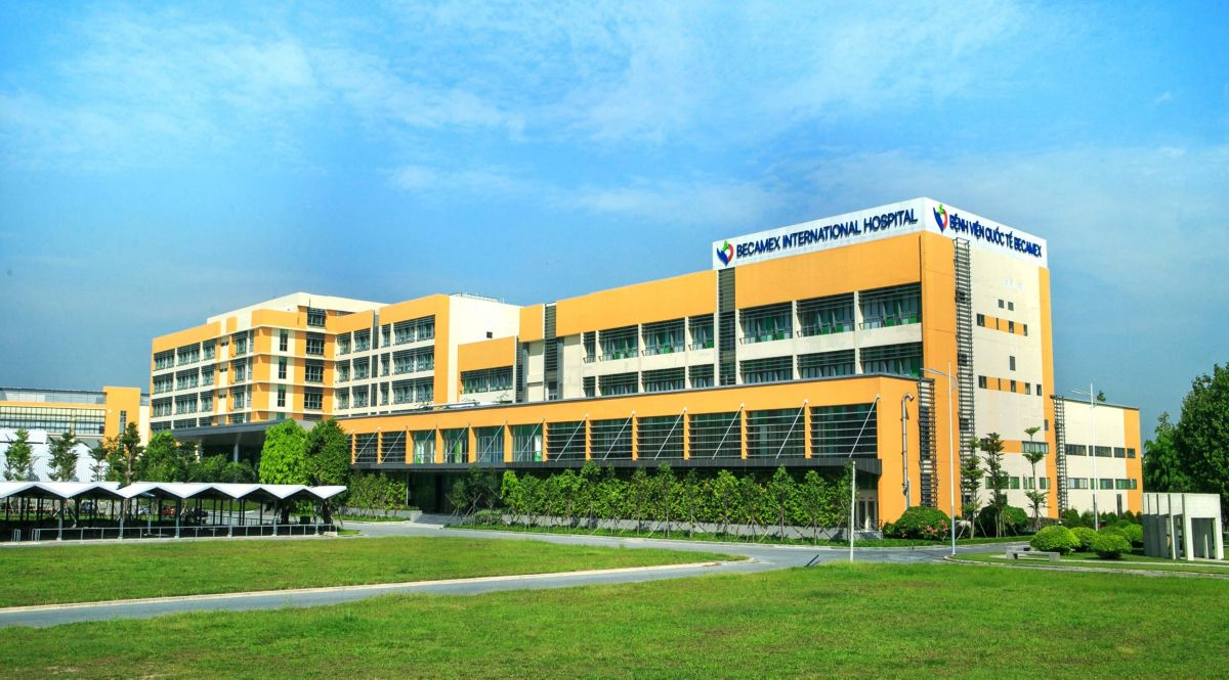 Becamex International Hospital