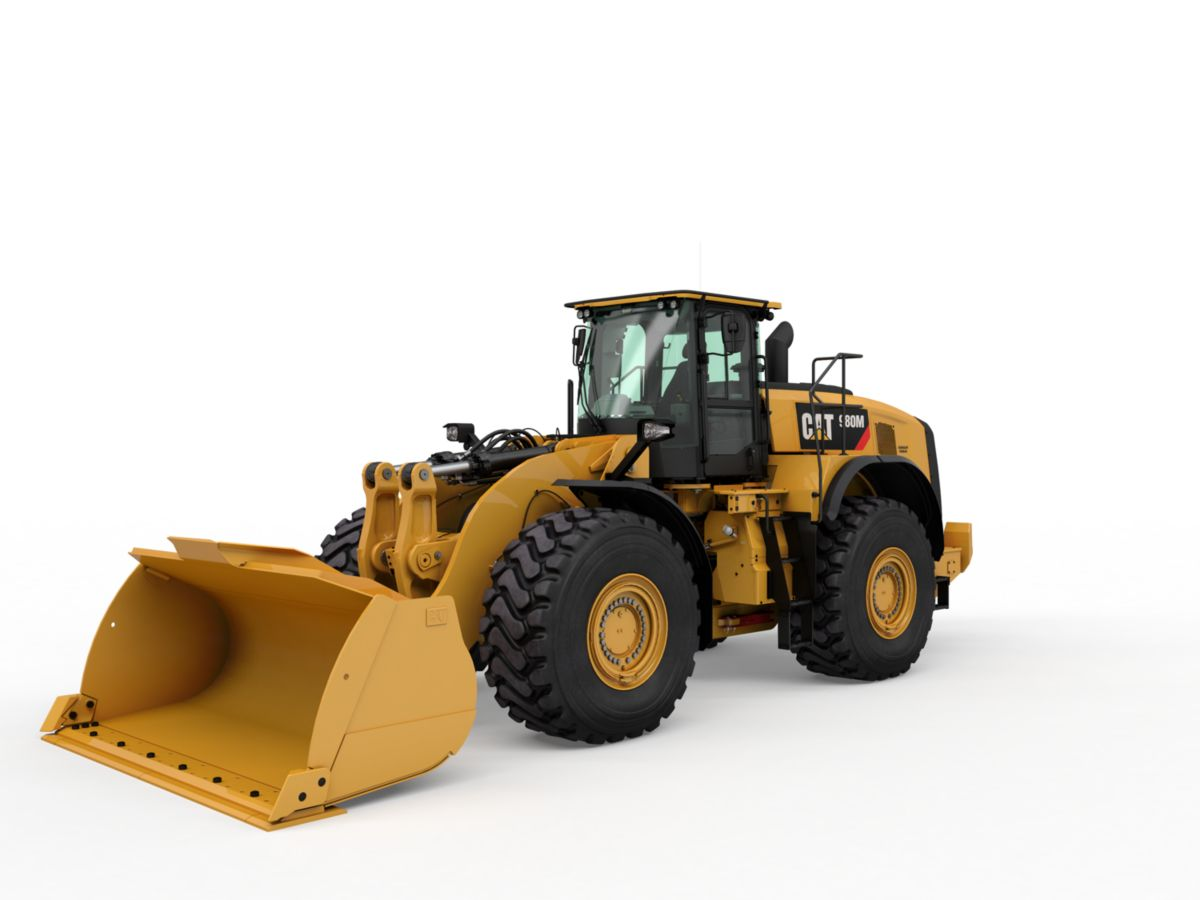 980M Wheel Loader | Front Loader | Tier 4