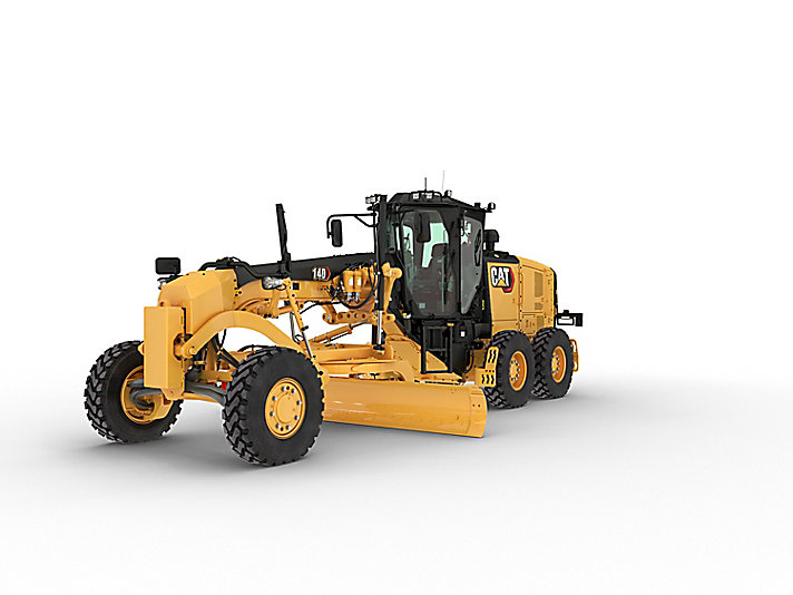 Cat | 12M Motor Grader | Caterpillar