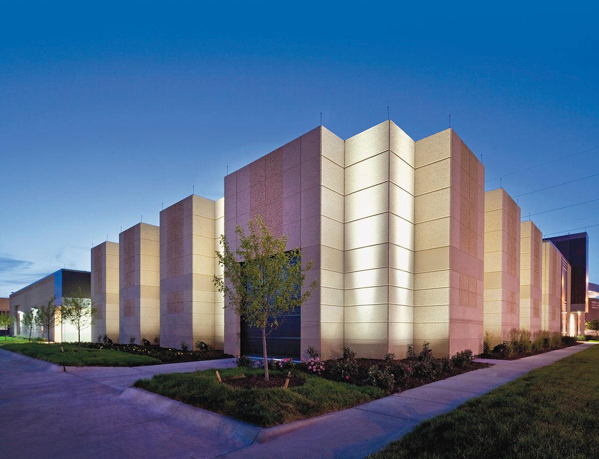 Scott Data Center trusts Cat power to protect their data