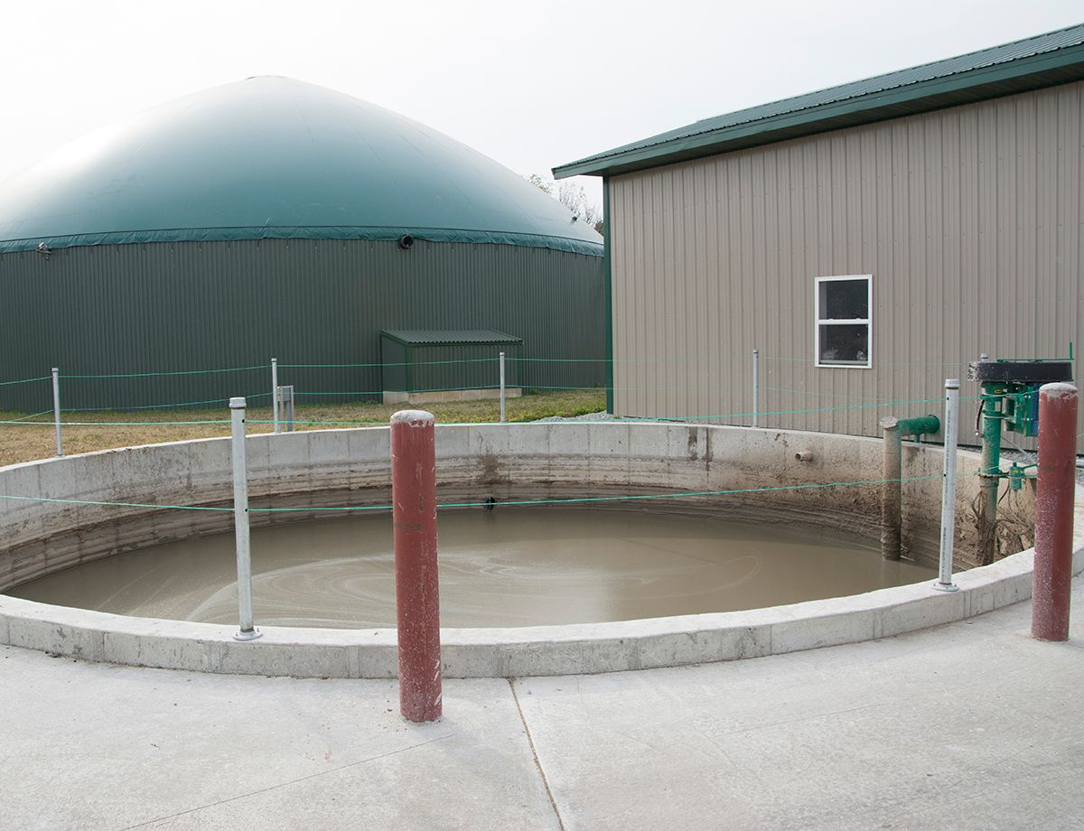 Agriculture Digesters