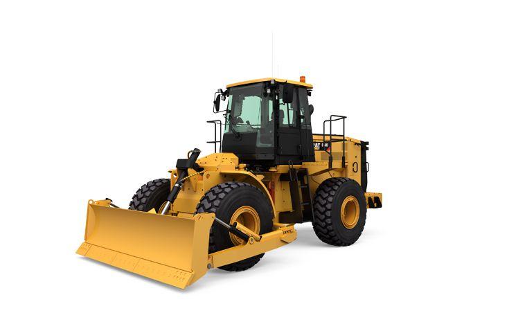 Tracteurs - 814K