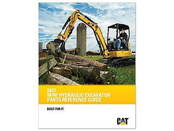 Cat | 305 5E2 CR Mini Hydraulic Excavator | Caterpillar