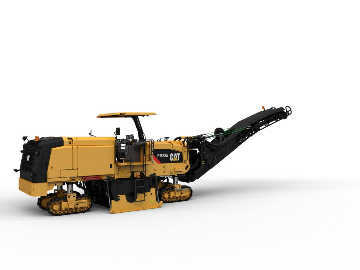 PM820 Cold Planer