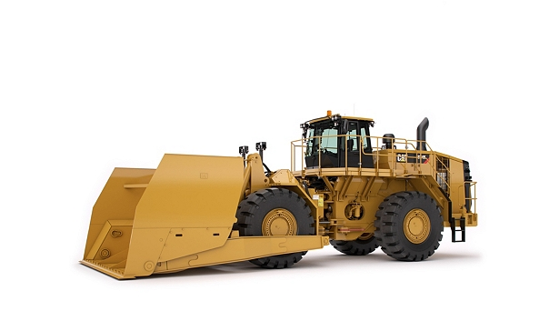 834K Scoop Wheel Dozer