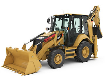 Cat | Backhoe Loaders / Backhoe Tractors | Caterpillar